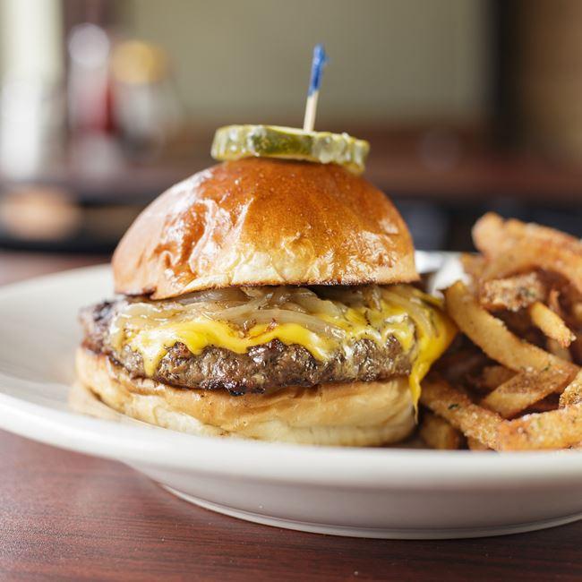 The Burger at Camino