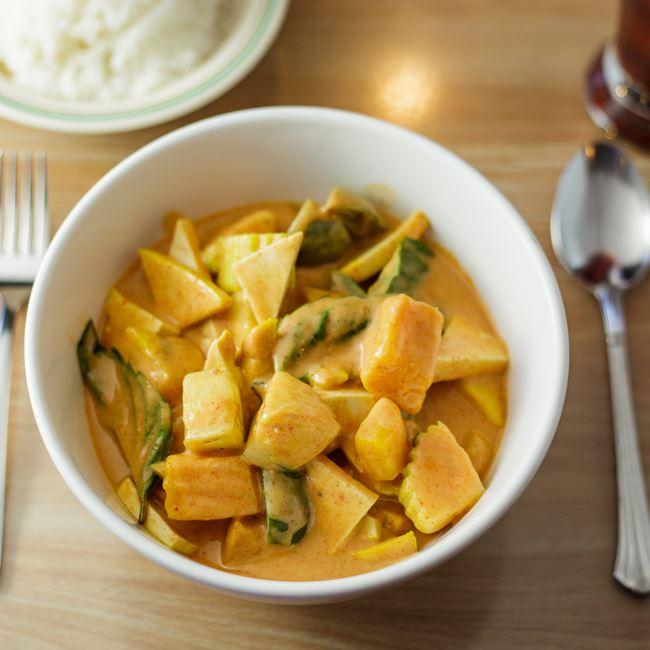 Kang Pet Fach Tong Curry