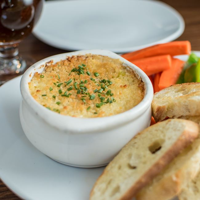 Jalapeno Popper Dip at Dexter's Pub