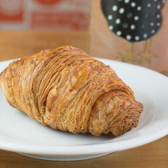 Artisan Butter Croissant at Analog Ice Cream and Coffee