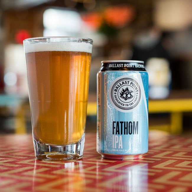 Fathom by Ballast Point at BelAir Cantina