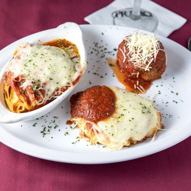 Italian Tasting Platter at Primo