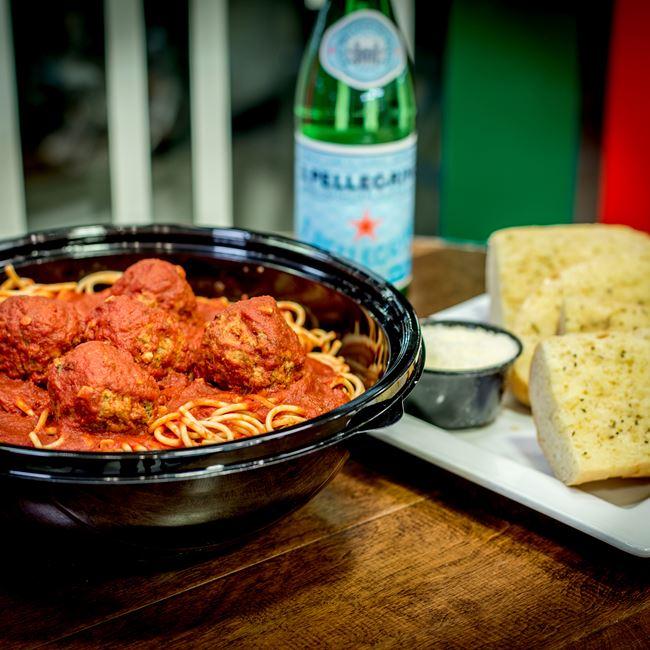 Pasta Bowl at Gouda's Italian Deli