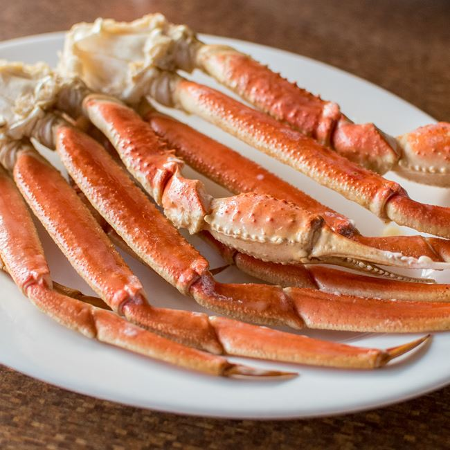 Crabby Winey Monday at North and South Seafood & Smokehouse
