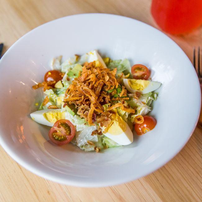 Chopped Salad at Homegrown Tap & Dough