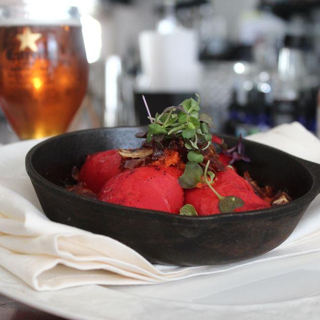 Heirloom Tomato Tartare