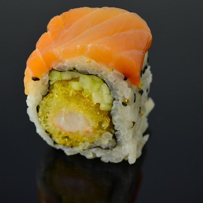Lake City Roll at Sushi Express