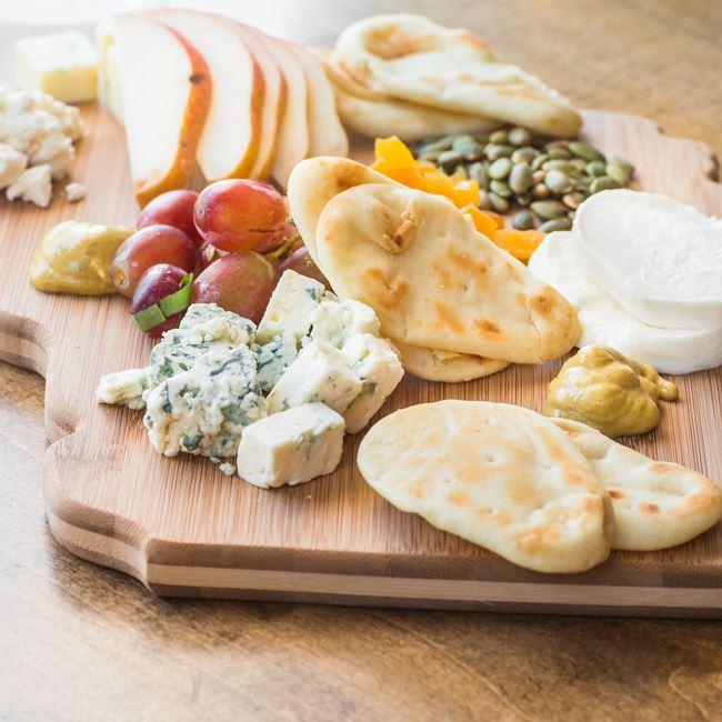 Stilt House Cheese Board at Stilt House Gastro Bar