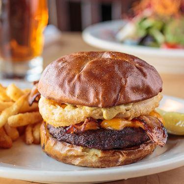 Brewhouse Burger