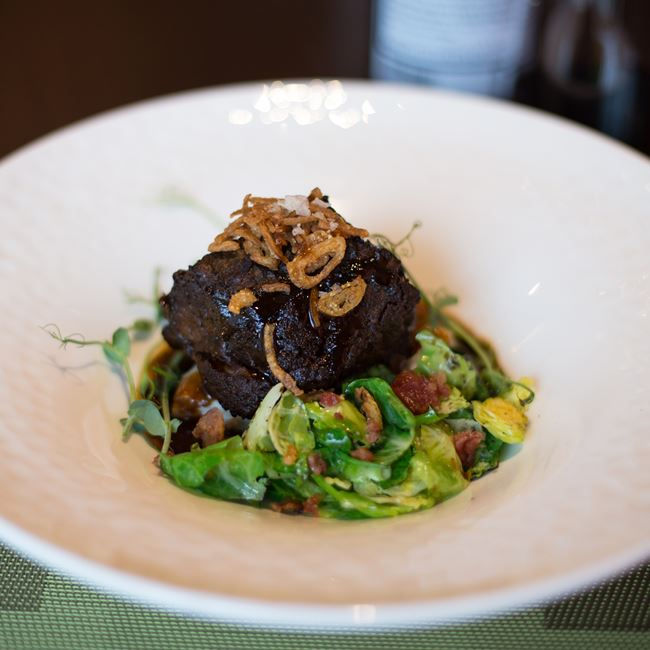 Beer Braised Short Rib