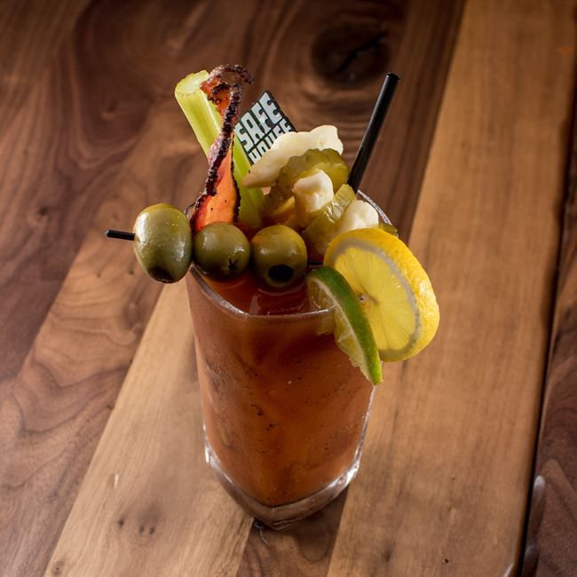 SafeHouse Bloody Mary at SafeHouse