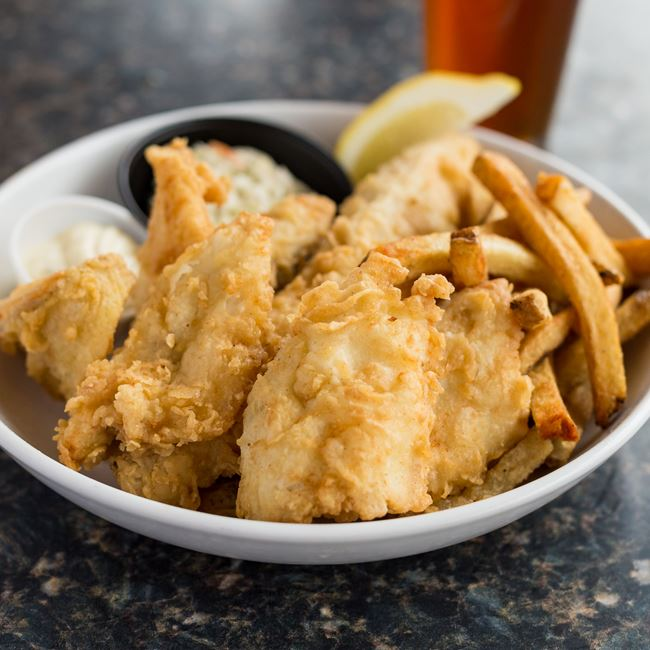 The Platter - Friday Fish Fry at North Ave Grill