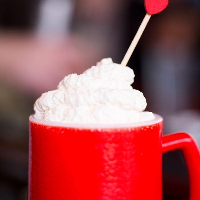 Café Ole at Café Corazón