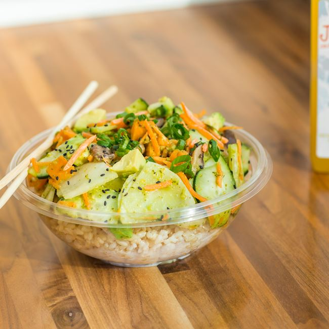 Zen Bowl - Large at FreshFin Poké