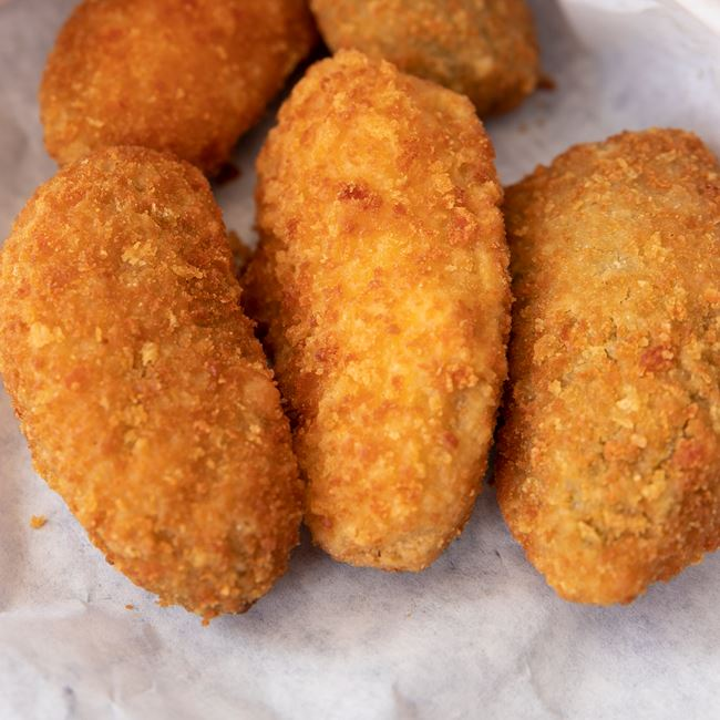 Jalapeno Poppers at Niko's Gyros