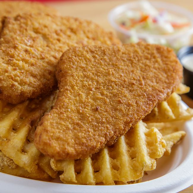 Fish Fry at 112 Supper Club