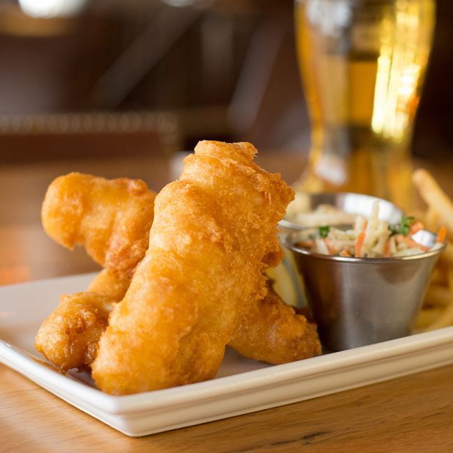 Classic Wisconsin Fish Fry at Miller Time Pub & Grill