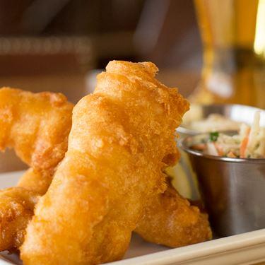 Classic Wisconsin Fish Fry