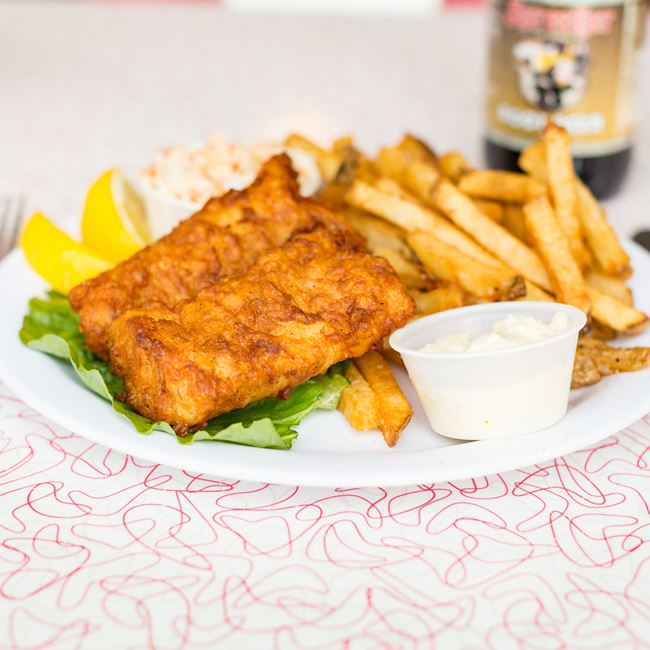 Friday Fish Fry at The Classic Garage