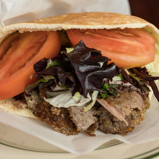 Gyro Doner at Efes Mediterranean Grill