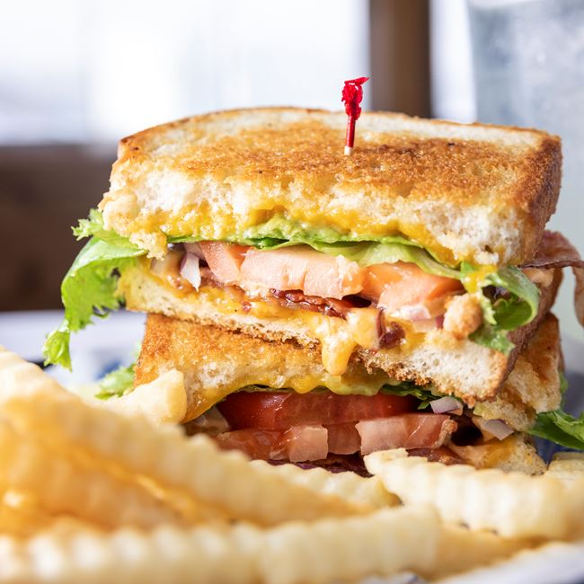 Ultimate BLT at The Bar