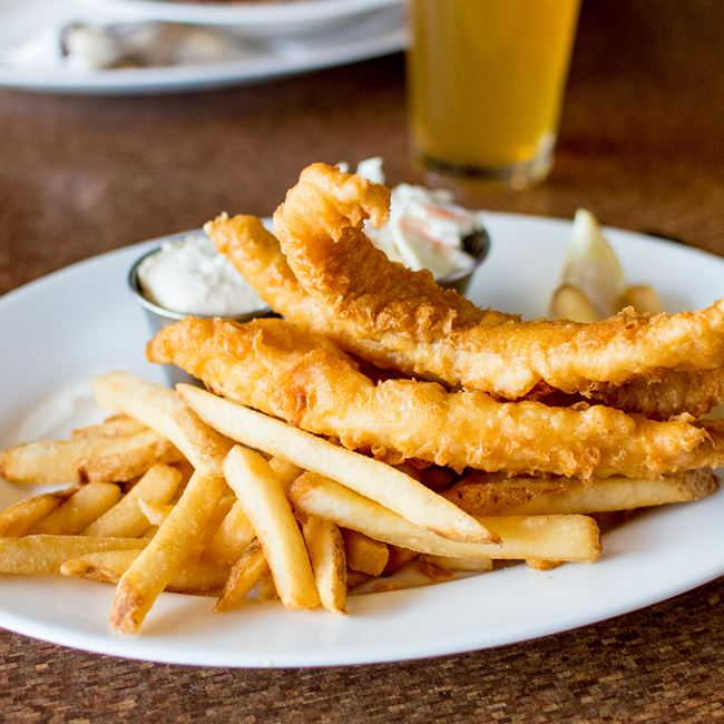 All You Can Eat Fish Fry at North and South Seafood & Smokehouse