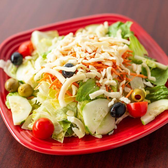 Italian Salad at New York Pizza Depot
