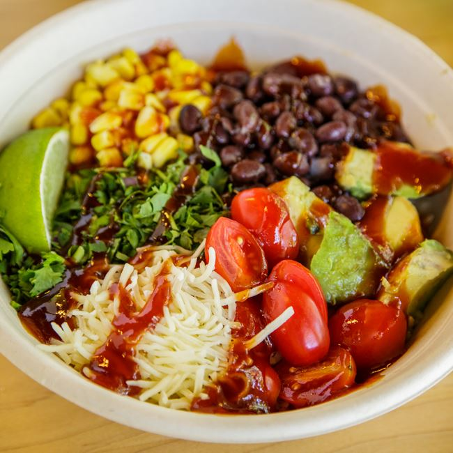 Pangoa Bowl at Freshii
