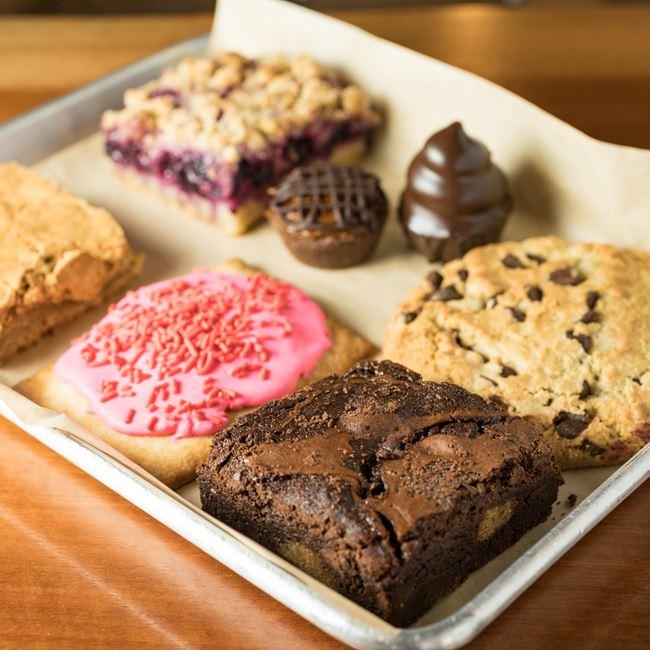 Brownies, Blondies & Cookies at Fritz's
