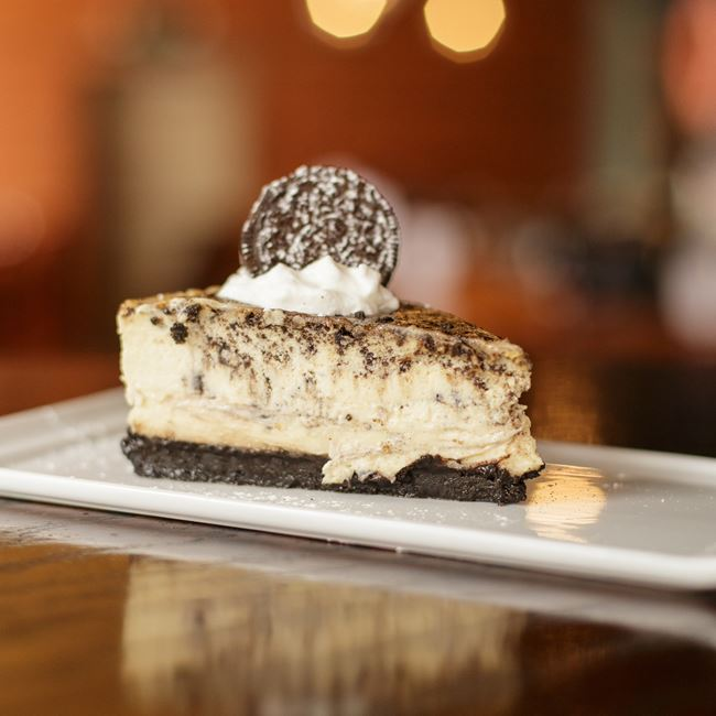 Oreo Cheesecake at Pier 106