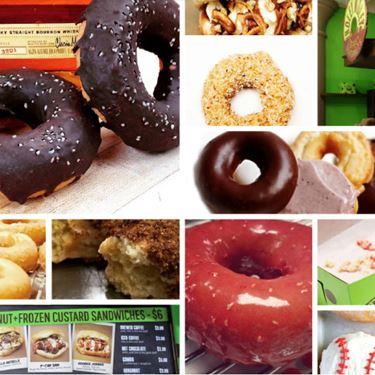 Holey Moley Coffee and Doughnuts