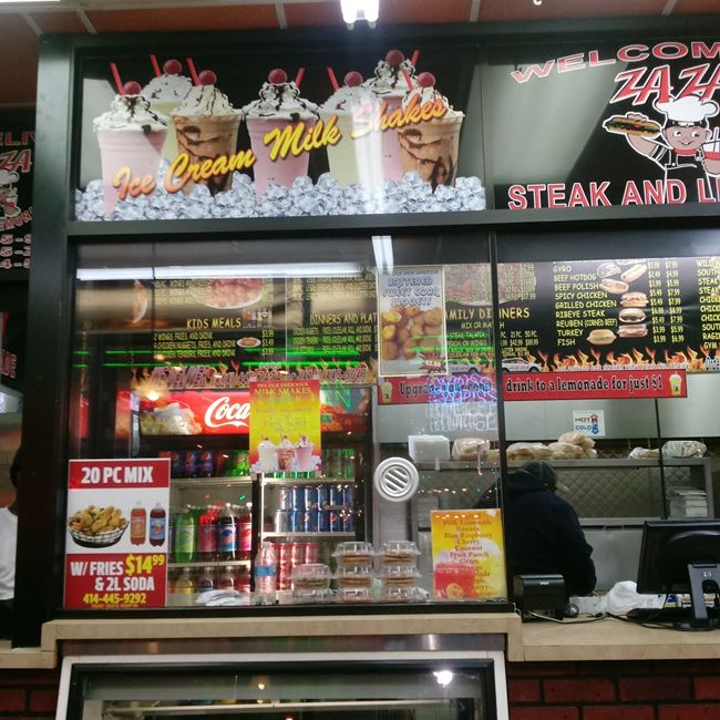 ZaZa Steak & Lemonade