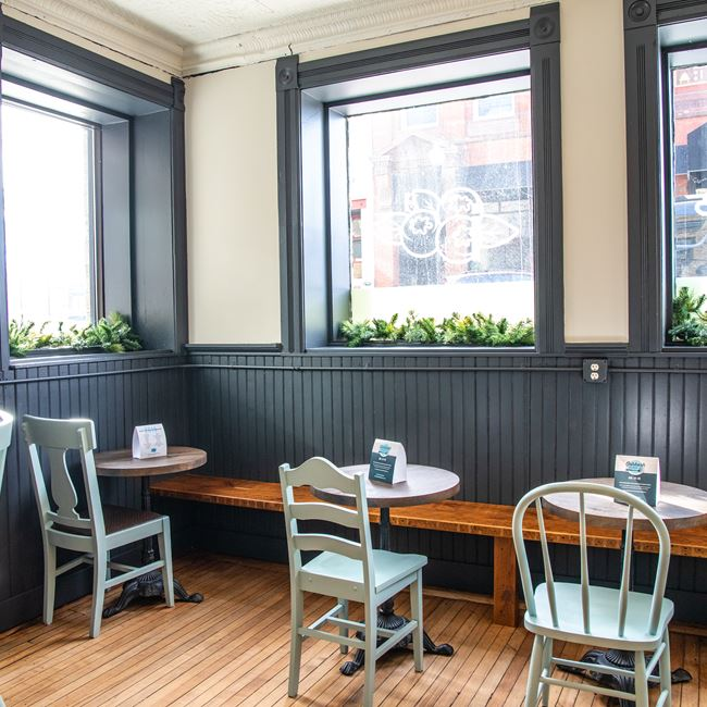Carrot and Kale Organic Juice-Cafe