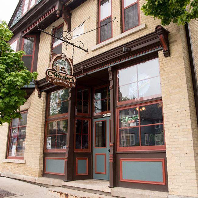C. Wiesler's Saloon & Eatery