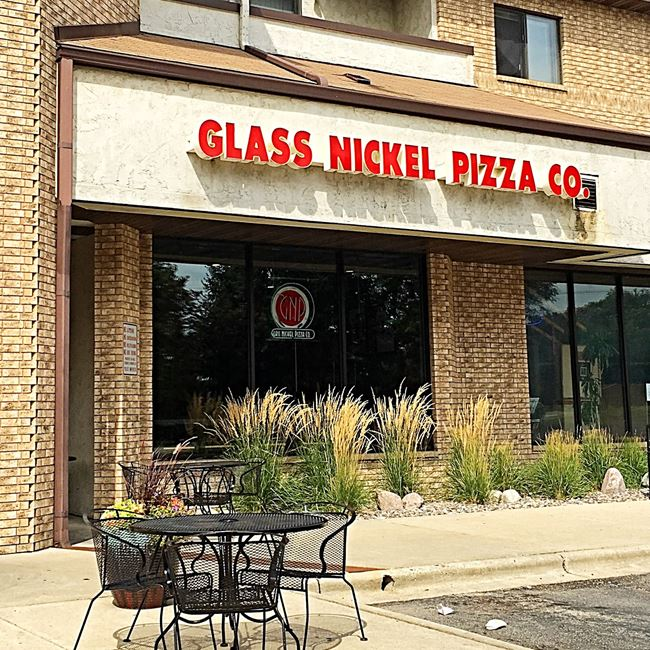 Glass Nickel Pizza Co