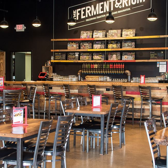 The Fermentorium Brewery and Tasting Room