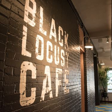 Black Locust Café