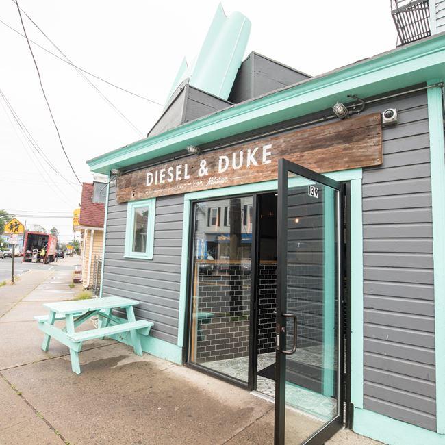 Diesel and Duke