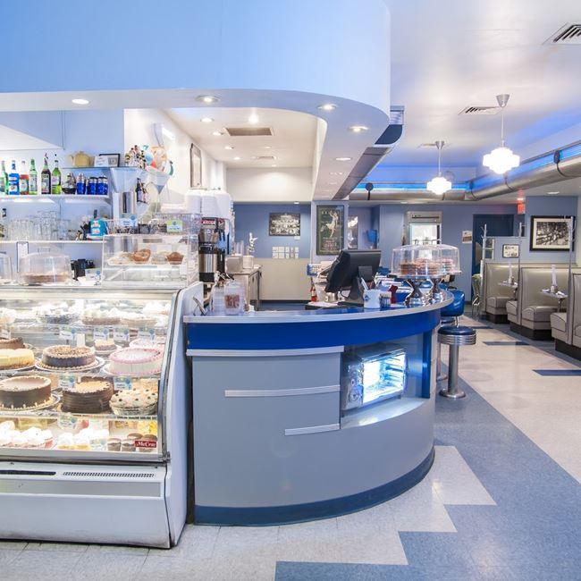 Monty's Blue Plate Diner