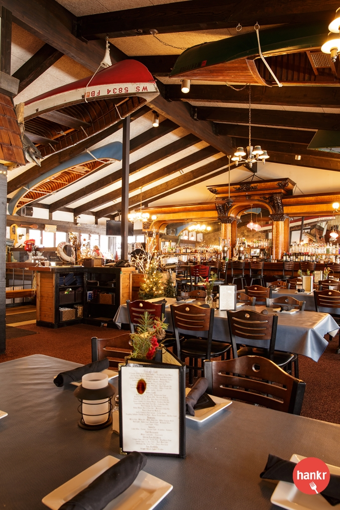 The Boathouse Photos At Restaurants In Minocqua Wi Hankr