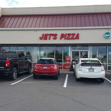 Jet S Pizza