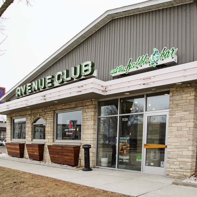 Avenue Club and The Bubble Up Bar